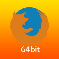 firefox 64bit
