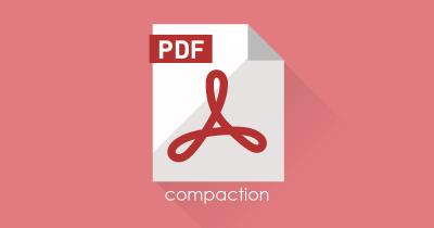 容量の大きなPDFファイルをオンラインで簡単に圧縮! Smallpdfの紹介!