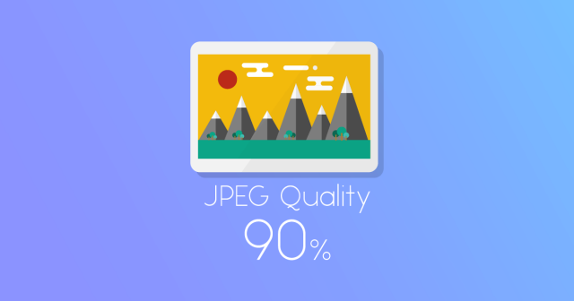 JPEG Quality