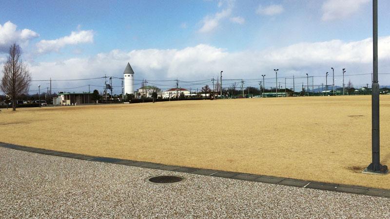 灘崎町総合公園自由広場