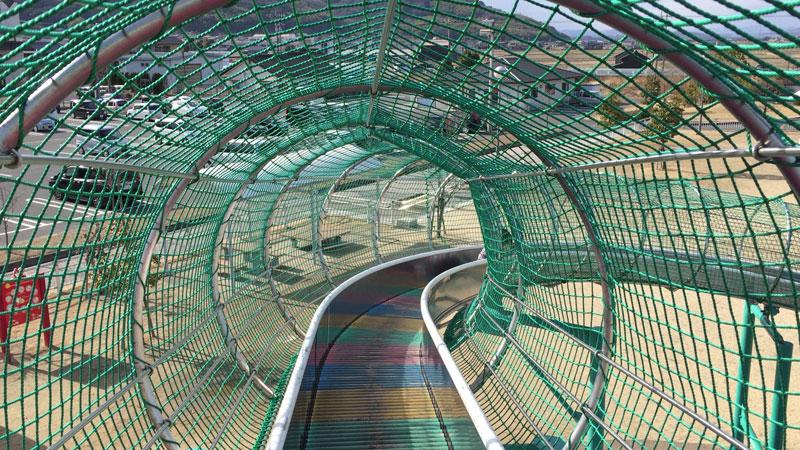 灘崎町総合公園 ローラーすべり台