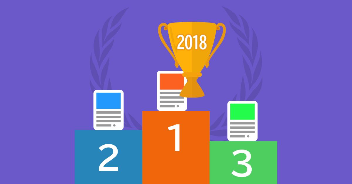 2018年記事アクセス数ランキング